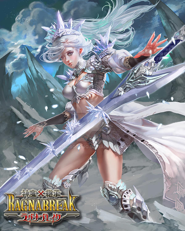 Ice Queen by XiaoBotong