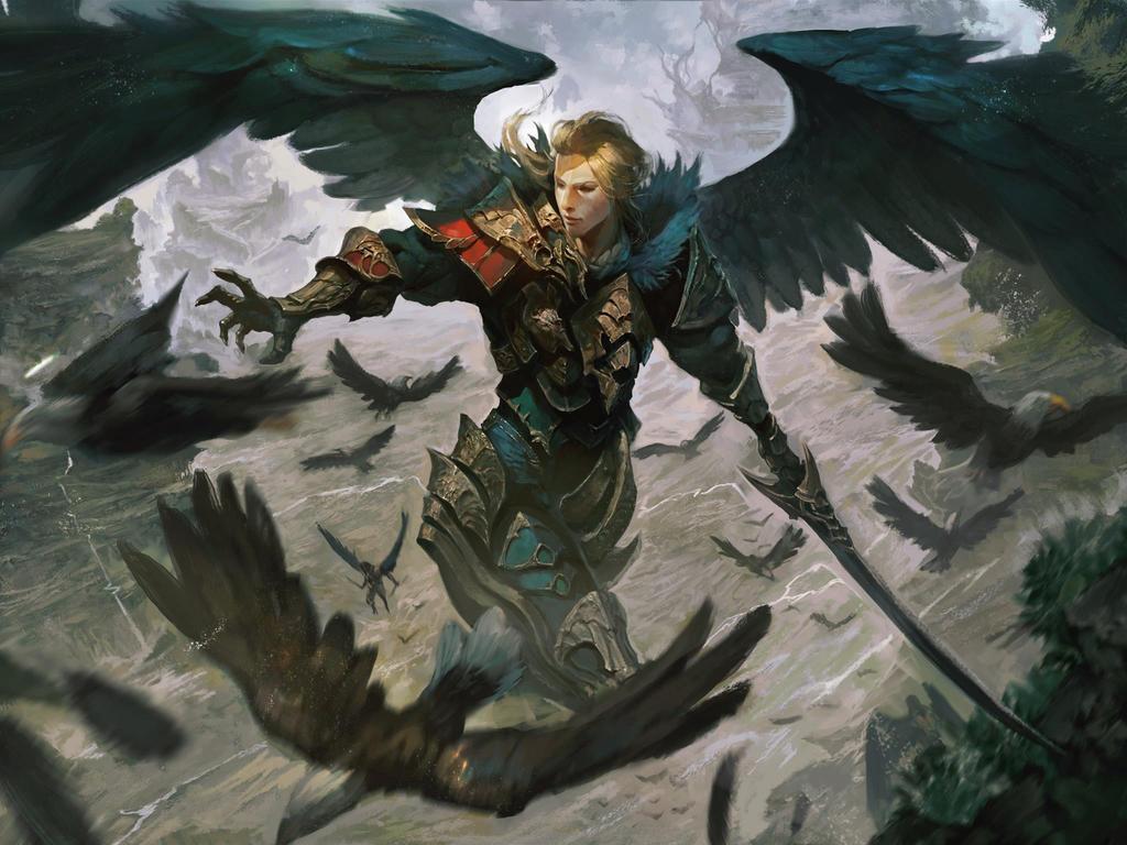 Lord Black Hawk
