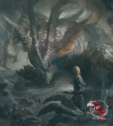 zero beast by XiaoBotong