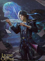 Abject Violinist Beytrand by XiaoBotong