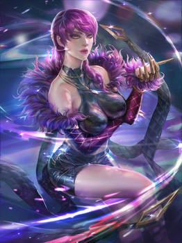League of Legends  Evelynn  KDA
