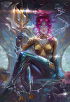 Aquaman  Female version