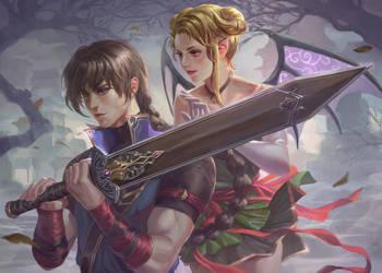 Xuan-Yuan Sword 3 by XiaoBotong