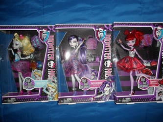 Monster High Dot Dead Gorgeous by Mayux