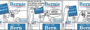 Artie B. Slime - Feel the Bern