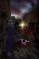 Jack the Ripper by MoAChuuuttt