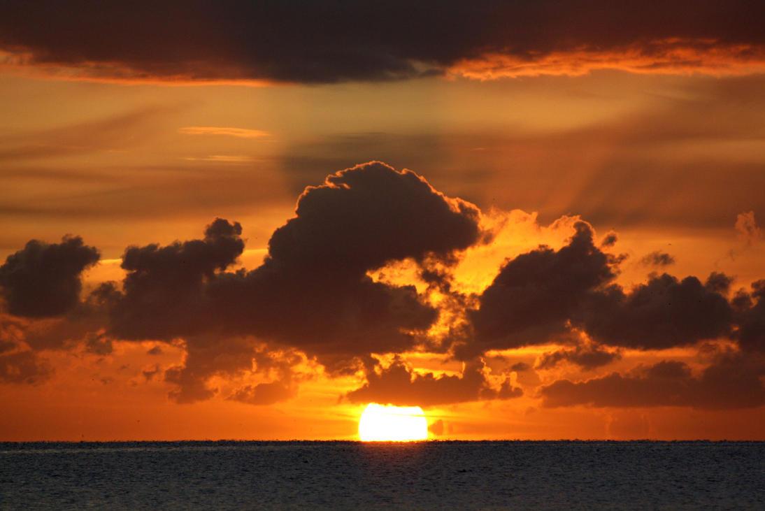 Sunrise by chibi-banane