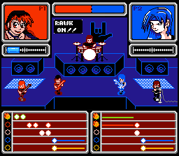 Guitar Hero NES by PilgrimJohn