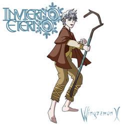 Jack Frost de INVIERNO ETERNO by WingzemonX