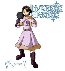 Rapunzel de INVIERNO ETERNO by WingzemonX