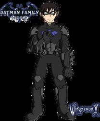 Batman Family Legacy - Richard Grayson / Nightwing by WingzemonX