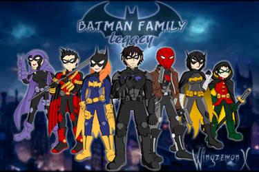 Batman Family Legacy - Batifamilia (Alternativa)