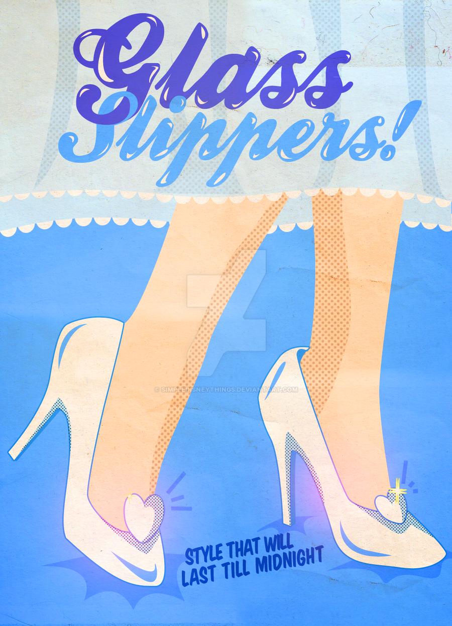 Cinderella Retro Ad by SimpleDisneyThings