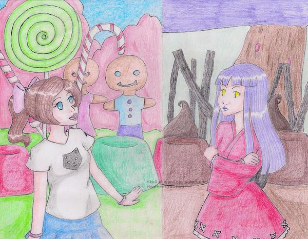 CE: Candyland by MissRiku