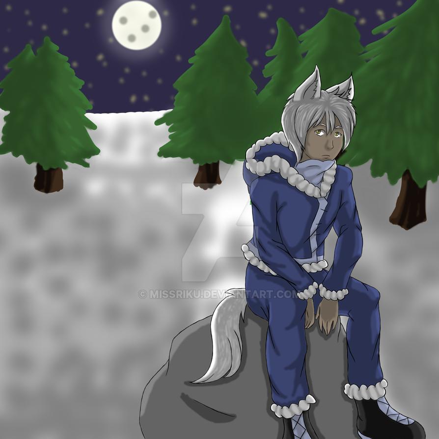 Seasons: Winter by MissRiku