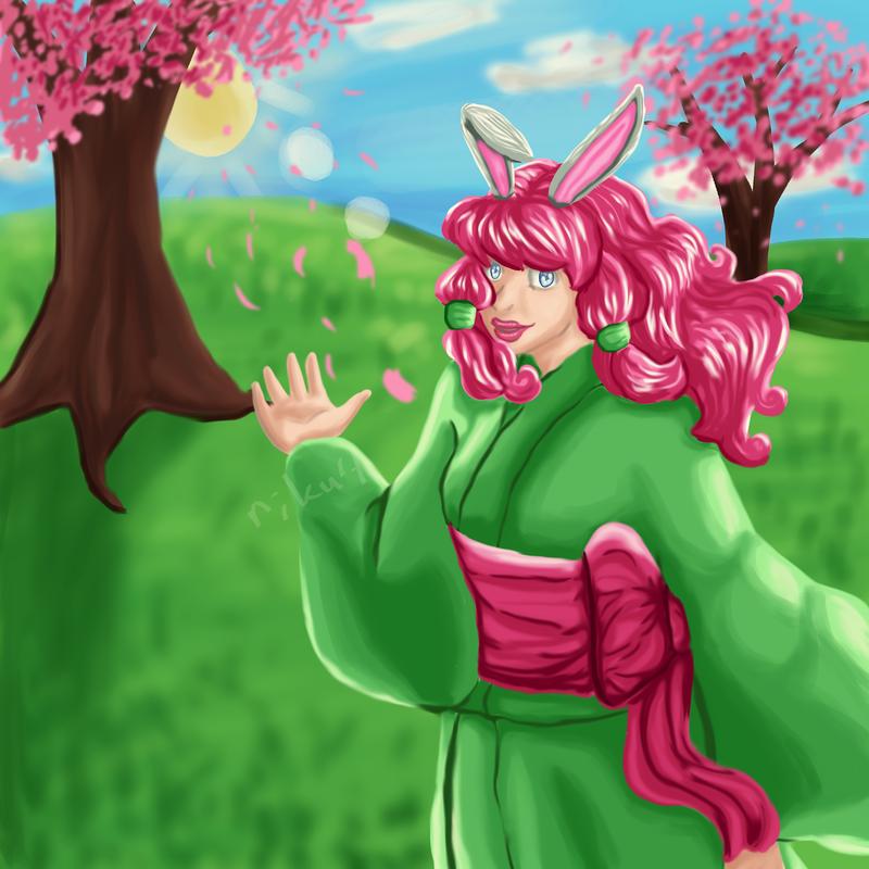 [Repaint] Seasons: Spring by riku4
