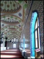 Ebu Bekir Camii Istanbul by neverness