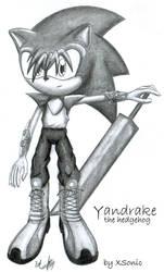 Yandrake by xsonic