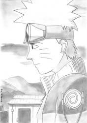 Naruto by xsonic