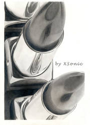 Lipsticks by xsonic
