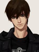 Emo boy by eliz7