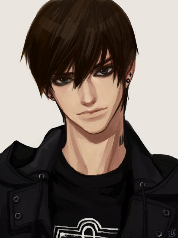 Emo Boy By Eliz7 On Deviantart