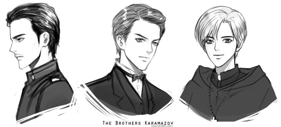 The Brothers Karamazov by eliz7
