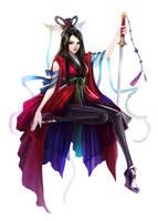 Taoist fairy by eliz7