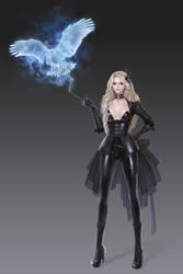 Black Witch by eliz7
