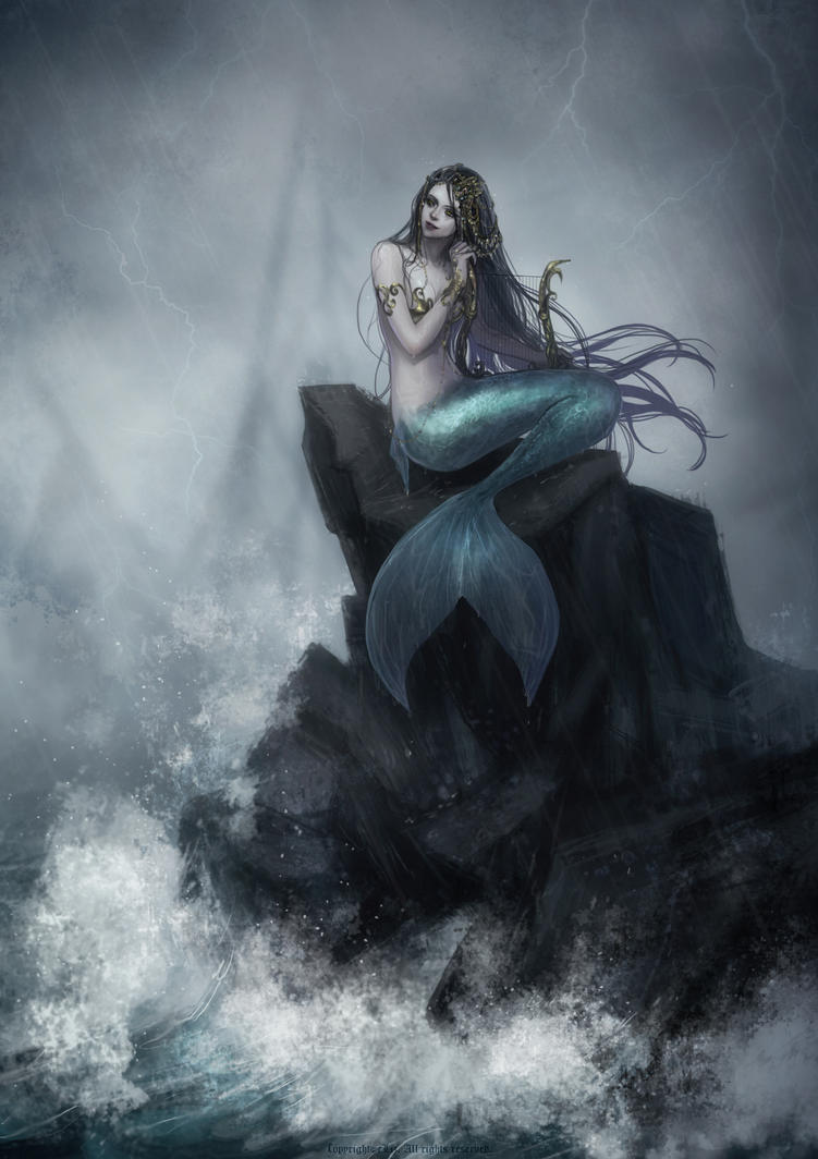 Sea Witch by eliz7