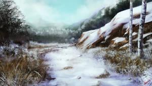 Snow by eliz7