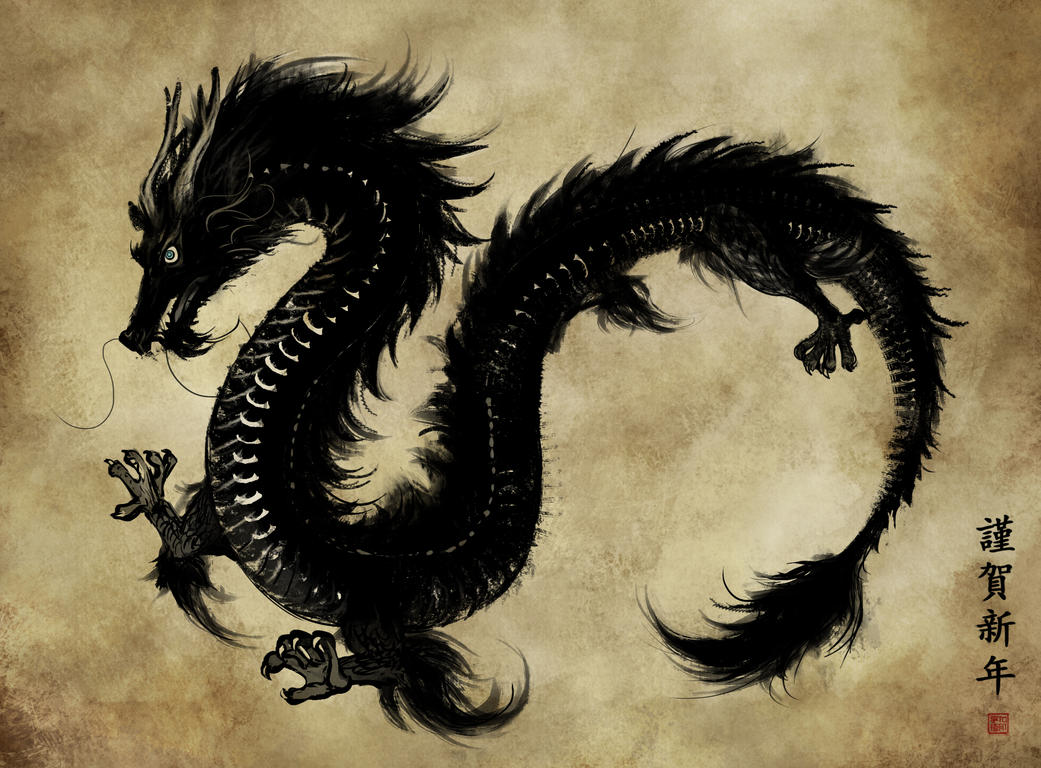 Year of the Dragon by ~eliz7, deviantART