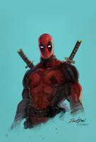 Deadpool by eliz7