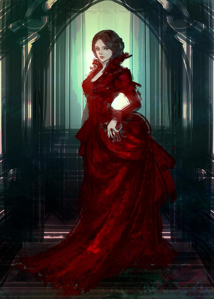 Lucille Sharpe by eliz7