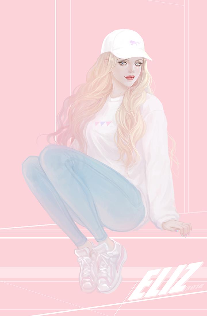 Strawberry Milk by eliz7