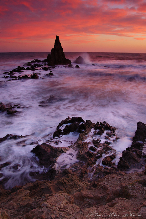 Volcanic Coast by PictureElement