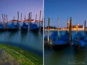 Dawn in Venice by PictureElement