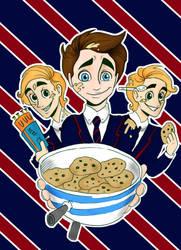 Dalton Cookies :D Muchacha10. by CalebCannibal
