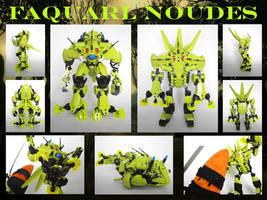 Swamphopper - Faquarl Noudes by GoldenArpeggio
