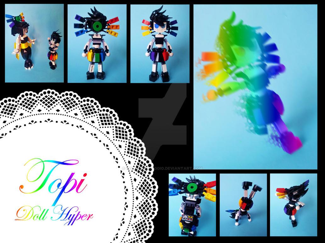 'Topi' - Doll Hyper by GoldenArpeggio