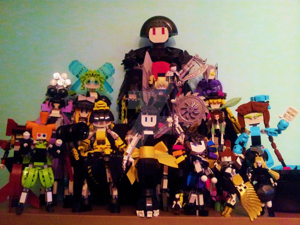 Aigara and The Doll Armada ~2016 Version~ by GoldenArpeggio