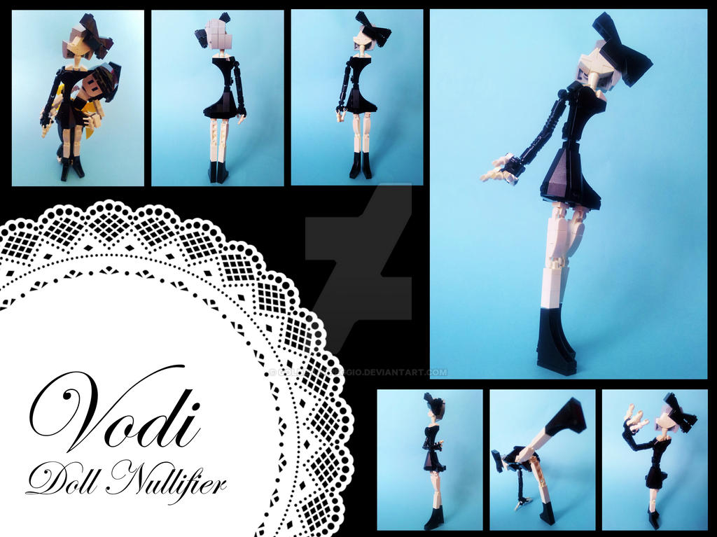 'Vodi' - Doll Nullifier by GoldenArpeggio