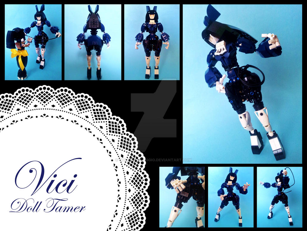 'Vici' - Doll Tamer by GoldenArpeggio
