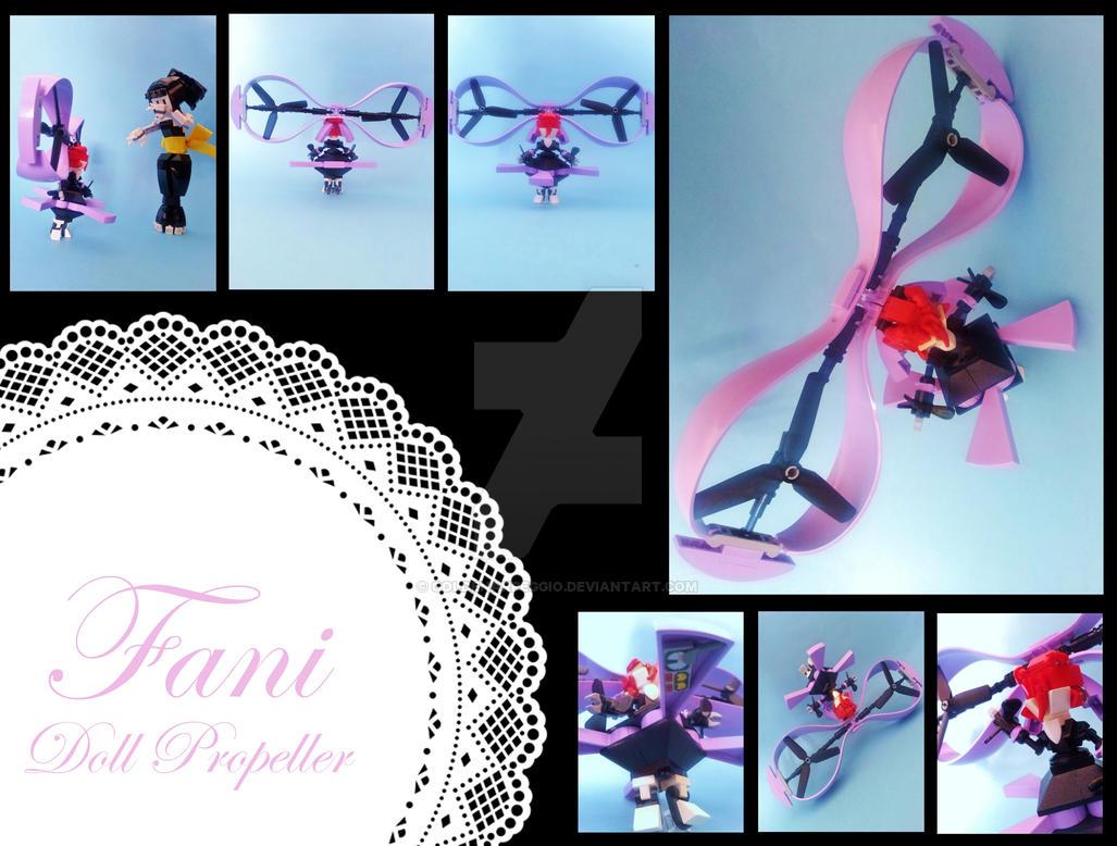 'Fani' - Doll Propeller by GoldenArpeggio