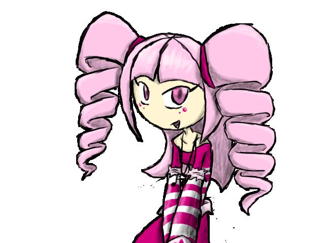 My Artwork Popuri_by_Sankai_the_Hedgehog