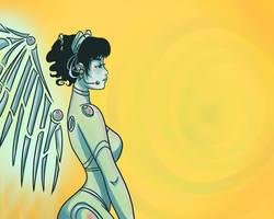 07072009 robo wings 2 by NenaLuna