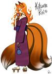commission - Kitsune-rei