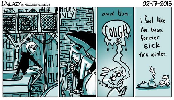 unlazy comic for 02/17/2013