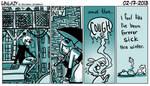 unlazy comic for 02/17/2013 by NenaLuna