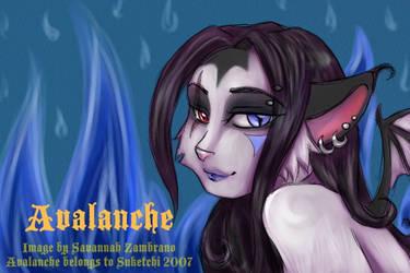 Avalance for Suketchi by NenaLuna